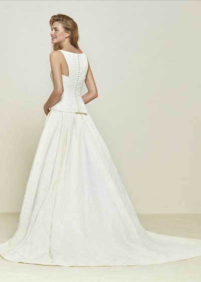 Pronovias Preview Collection 2018 - Pronovias Brautkleid DROVELA C