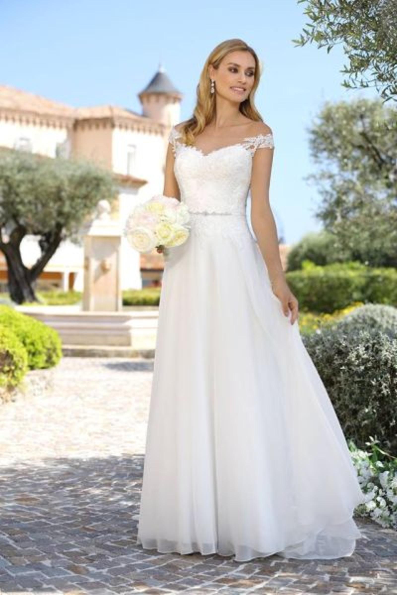 Beste Vintage Spitzenkleid Hochzeit öffnen Zurück Galerie - Hochzeit ...