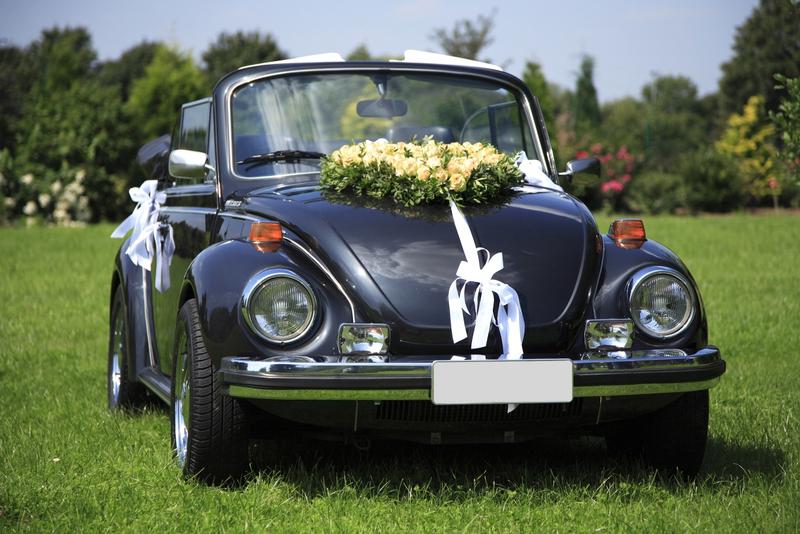Vw Kafer Als Hochzeitsauto Wir Sagen Ja