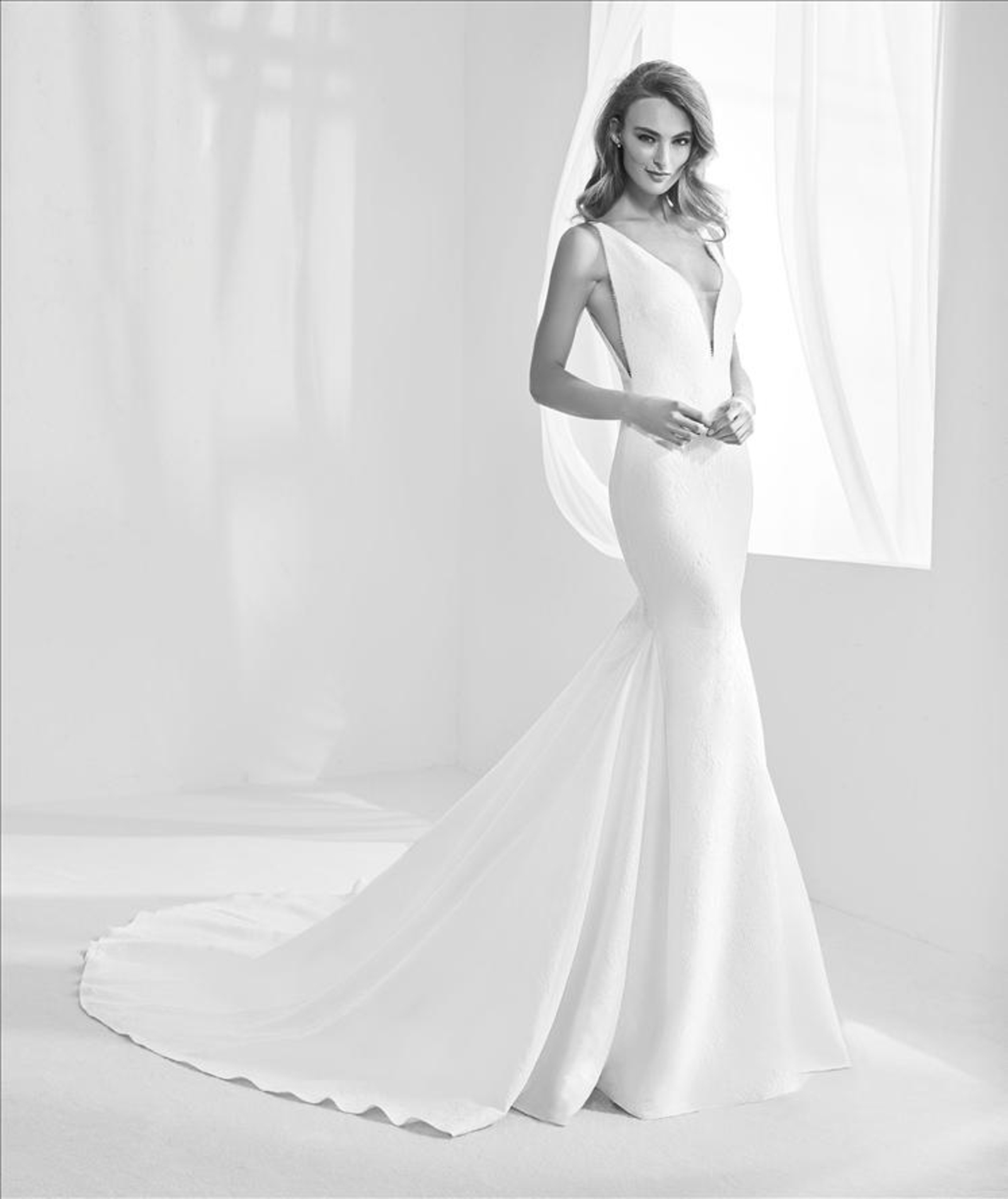 Brautkleider, Pronovias, Preview Collection, 2018 - Wir sagen Ja!