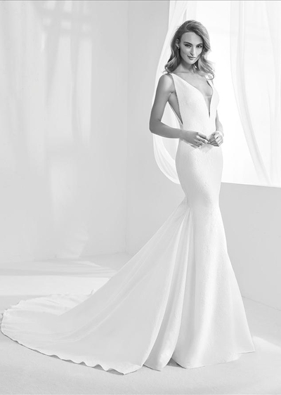 Pronovias Preview Collection 2018 - Atelier Pronovias Brautkleid RACIMO B AV18 748 888