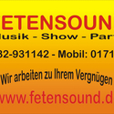 Fetensound DJs und Eventorganisation aus Amelinghausen