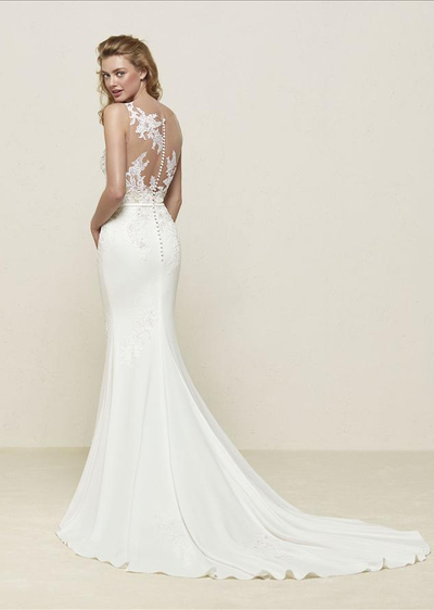 Pronovias Preview Collection 2018 - Pronovias Brautkleid DRENOA C