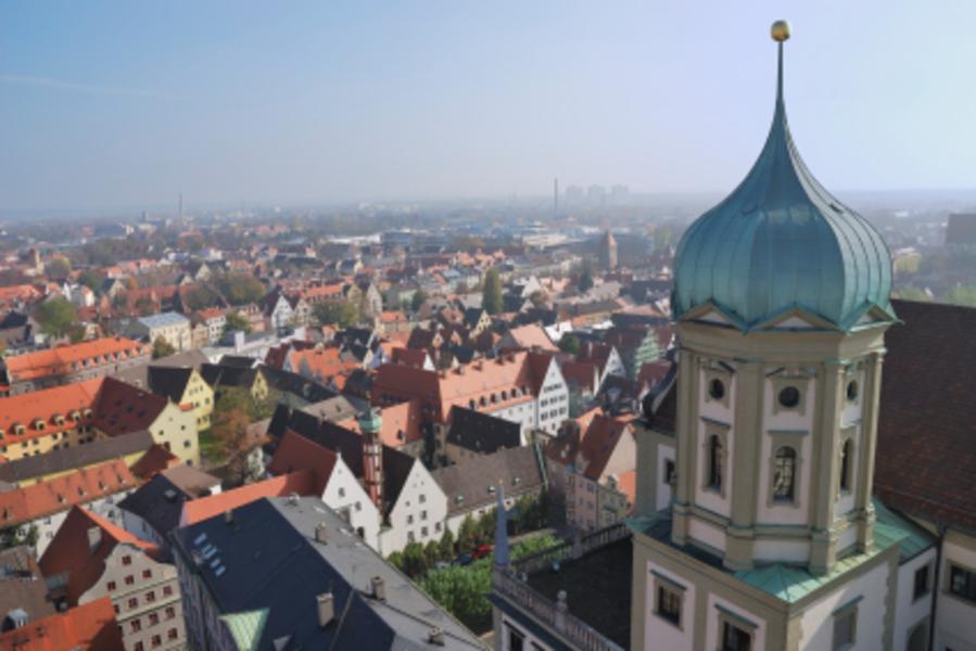 Augsburg Wir Sagen Ja