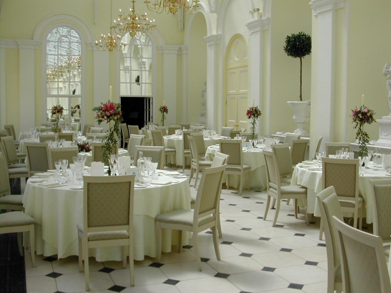 Tischdeko Inspirationen für Hochzeitsfeier Wir sagen Ja