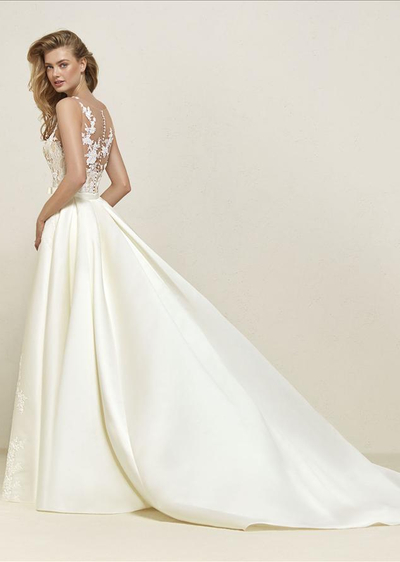 Pronovias Preview Collection 2018 - Pronovias Brautkleid DRANOE C AV18 748 888