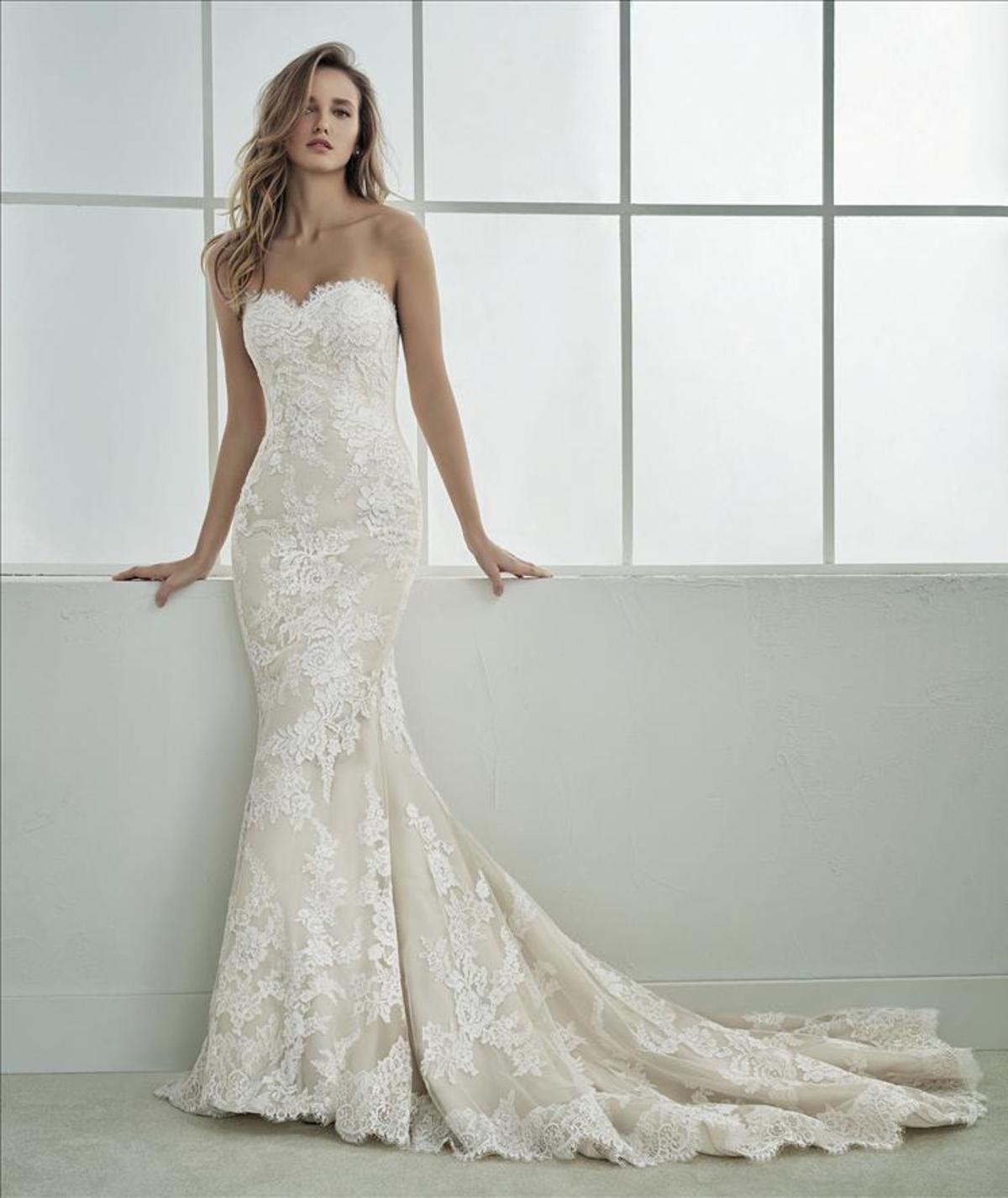 W1 Brautkleid FAMOSA B PV18 748 888 - Wir sagen Ja!