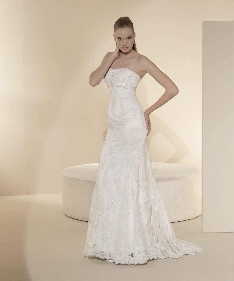 Brautmode Trends 2010 - Wir sagen Ja!