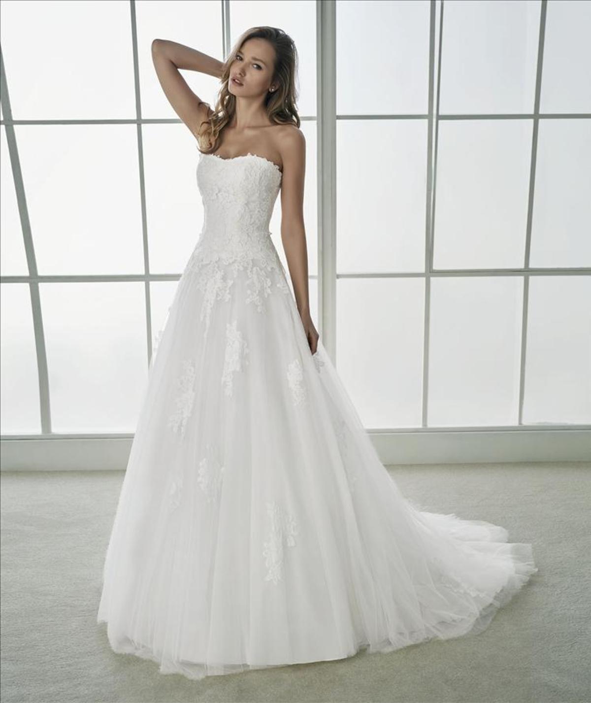 W1 Brautkleid FELIPA B PV18 748 888 - Wir sagen Ja!