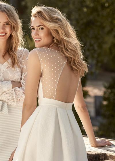 Zauberhafte Marylise Brautkleider aus der Kollektion 2018 - Wir ...