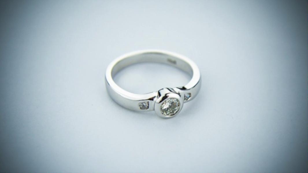 Verlobungsring Valmano Ring Braut Verlobung Hochzeit Wir
