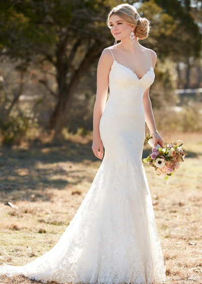 Essense of Australia Brautkleid D2224 - Wir sagen Ja!