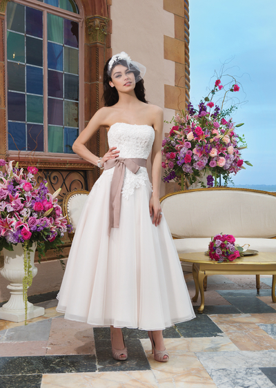 Sincerity Brautkleider der Kollektion 2015 - Sincerity Brautkleid Kollektion 2015 3820