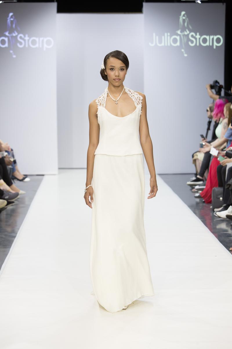 Elegant Und Nachhaltig Couture Brautkleider Von Julia Starp Wir
