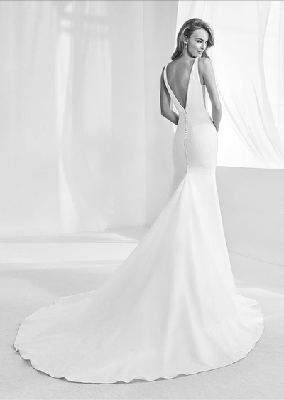 Pronovias Preview Collection 2018 - Atelier Pronovias Brautkleid RACIMO C AV18 748 888